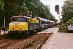 nederlandse locomotieven - Eloc 1111