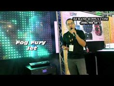 ADJ New Products @ NAMM 2015 - YouTube