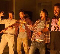 """""""Das ist das Ende"""" - Kino-Tipp - In der Horror-Komödie kämpfen sechs Freunde gegen die Apokalypse. Dabei erleben sie die verrücktesten Dinge und erkennen am Ende den wahren Wert von Freundschaft."""