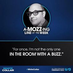 @WhiteCollarUSA: Mozzie is the bee's knees. http://t.co/erCHc6gCRe #CollarCountdown