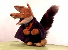 Basil Brush.