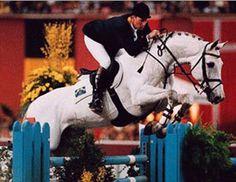 Carthago Z, Olympic show jumper, Hayworth's great grand sire