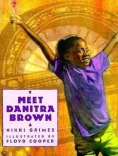 Cover image for Meet Danitra Brown