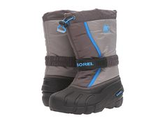 SOREL Kids Flurry (Toddler/Little Kid/Big Kid)