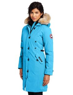 Canada Goose chateau parka online authentic - Hot Pink Canada Goose Kensington Parka | Womens' Clothing ...