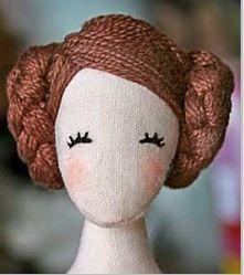 Doll hair ideas