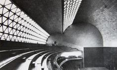 Arquitectura y deporte: Frontón Recoletos