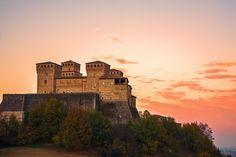 Torrechiara Castle...