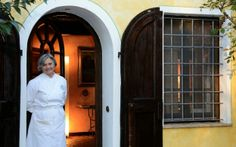 """Meet Nadia Santini, chef of 3 Michelin-starred Dal Pescatore restaurant, crowned """"world's best female chef"""" last year"""