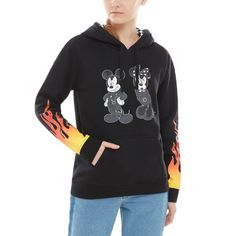 Unisex Clothing Red Blue Zipper Hood Superior Performance Sweaters Vtg May Knitting Co Walt Disney Mickey Mouse Kids Sweater