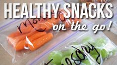 Top 5 Healthy Snacks on the Go! | Save.com