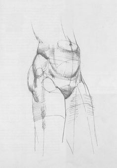 Pelvis Tutorial by Gottfried Bammes Body Reference Drawing, Body Drawing, Anatomy Reference, Life Drawing, Art Reference, Anatomy Sketches, Anatomy Drawing, Anatomy Art, Drawing Sketches