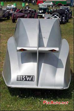 Vintage Revival Montlhery 2015, Prototype Avions-Voisin Losange Arriere
