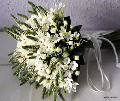 ramo novia bouvardia
