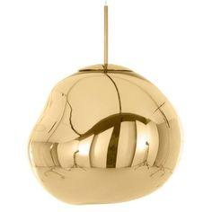 Tom Dixon Melt hanglamp goud | FLINDERS verzendt gratis