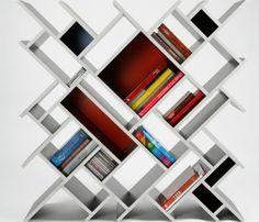 contemporary shelving - Google Search