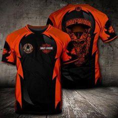 Harley-Davidson Motorcycles Skull T-Shirt – Fanatics Sport Harley Davidson Images, Harley Davidson V Rod, Harley Davidson Street Glide, Harley Davidson Motorcycles, Camo Sweatshirt, Skull Hoodie, T Shirt, Bike Photo, Motorcycle Boots