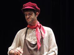 Imagen del espectáculo de teatro escolar en inglés para secundaria Oliver Twist