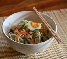 Cold Chilli Noodles #Korean #thermomix #tenina #easy #recipe