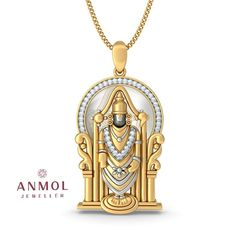 Religious Pendants - Buy Religious Pendant Designs Online in India 2020 Mens Gold Bracelets, Mens Gold Jewelry, Gold Jewellery, Gold Pendent, Jade Pendant, Jewelry Design Drawing, Gold Chains For Men, Gold Locket, Golden Jewelry