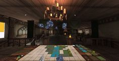 Jogue RPG de Mesa Online em um Simulador de Realidade Virtual
