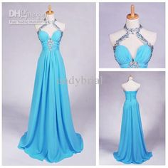 Wholesale 2012 Sweetheart Beads Full Length Evening Party Gowns Sleeveless Open Back Long Prom Dresses, Free shipping, $101.37-118.69/Piece   DHgate