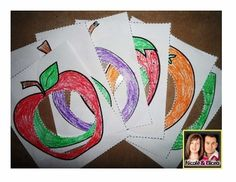 Hungry Caterpillar manipulatives for young scientists learning about bugs & insects!