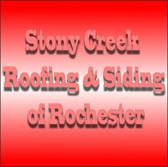 Stony Creek Roofing & Siding of Rochester