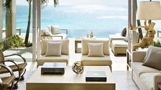 The gorgeous and luxurious Viceroy hotel in Anguilla.