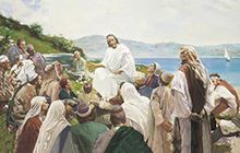 Leading in the Savior's Way - new leadership lessons for YW class presidencies on the lds.org website