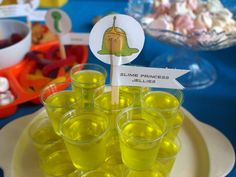 Adventure Time Birthday Fun! – Modern Kiddo (would it be wrong to make these jello shots for an adult party)