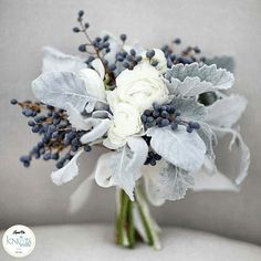 Happy December!!! How stunning is this frosty winter bouquet from @knotsvillaweddings? Absolutely gorgeous! #weddingflowers #weddingbouquet #flowerstagram #floweroftheday #weddingflorist #coolcolours #coolmoodboard #colourinspiration #colorinspiration #weddinginspiration #flowerinspiration #blue #icyblue #grey #silver #white #roses #whiterose #berries #winterberries #winterwedding #decemberwedding #londonblog #londonblogger #weddingblog #weddingblogger #devinebride
