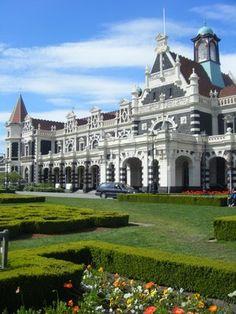 Dunedin, New Zealand |  16-Day Australia And New Zealand Odyssey I | #NZ #Travel #Cruises