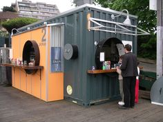 Awesome Shipping Container Restaurant Plans Homes Containers