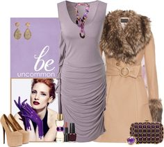 """""""be uncommon, be fashionable, be you"""" by niteowlgirl ❤ liked on Polyvore"""