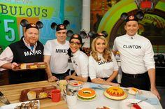 It's the Chew Mickey Mouse Club! Love the chew Abc Shows, Great Tv Shows, Whats On Tv Tonight, The Chew Tv Show, Daphne Oz, The Chew Recipes, Favorite Tv Shows, My Favorite Things, Mickey Mouse Club