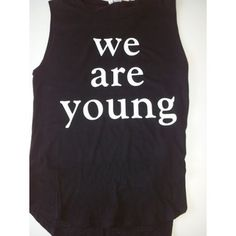 #clothes, #selfmade #we #are #young