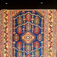 Vintage Shirvan Rug 🐦  #vintage #vintagerug #shirvan #rug #rugs #madebyhand #handmade #sydneystyle #sydney #rozelle #interiorlovers #interiordesign #interiorinspiration #decor #gallery #design #designinspiration #carpets #carpet #homedesign #textiles #tribal