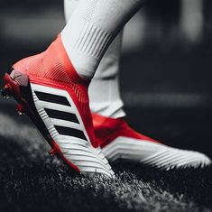 One of the best sporting events on earth is soccer, also referred to as football in most countries around the world. Adidas Soccer Boots, Nike Boots, Adidas Football, Nike Soccer, Soccer Shoes, Cool Football Boots, Football Shoes, Football Cleats, Soccer Gear