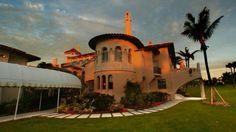 Donald Trump's Mar a Lago Estate In Palm Beach Mansion Tour