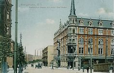 Ul, Central Europe, Old Postcards, Poland, Louvre, Street View, Building, Places, Travel
