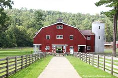 So most people have a dream house....  Is it weird that I have a dream barn? :)