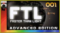 Ω FTL HARD 001 - Faster than Light Advanced Edition - Let's Play with OmegaRainbow