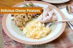 Holiday Recipe: Cheesy Potatoes