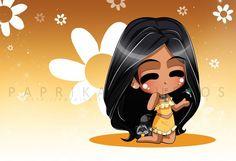 Chibi Pocahontas | Chibi Pocahontas