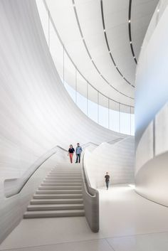 Foster + Partners, Nigel Young · The Steve Jobs Theater