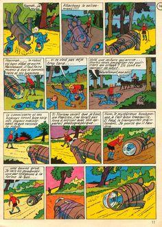 Martin le Malin   Album 16 - La Soucoupe Volante - Page #11
