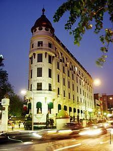 IMPERIAL HOTEL REFORMA  MEXICO DF