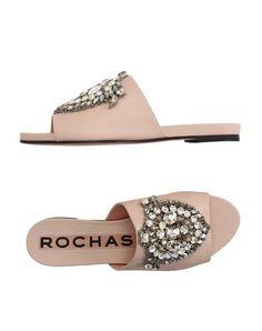 ROCHAS Sandals. #rochas #shoes #sandals