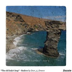 """The old lady's leap"" - Andros Trivets"